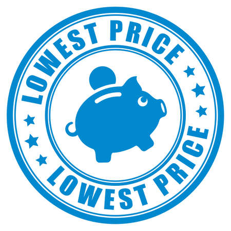 Lowest price guarantee vector icon