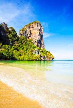 Railay West Beach in Thailand, travel photo