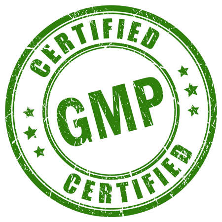 Gmp certified vector stamp