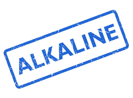 Alkaline vector stamp