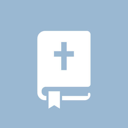 Bible vector pictogram