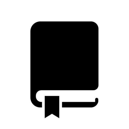 Textbook vector icon Reklamní fotografie - 116944913
