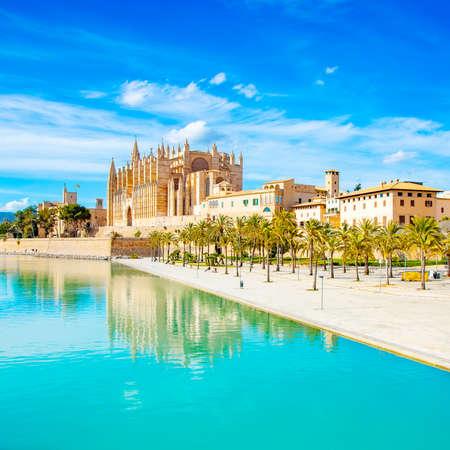 Cathédrale de Palma de Majorque, Espagne