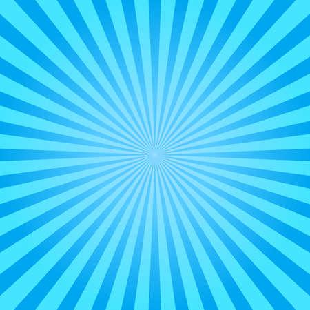 Blue striped background vector illustration Ilustração Vetorial