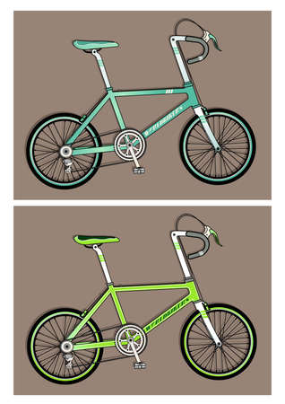 tubby: two bicycle