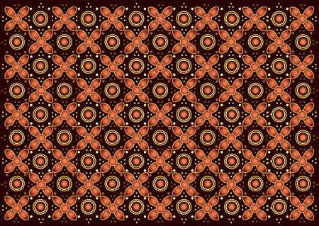 nalatenschap: de schoonheid van een oudere, Indonesië batik 2