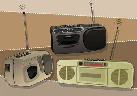 classical radio   Vector