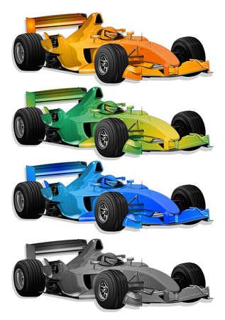 course de voiture: la beaut� de la voiture