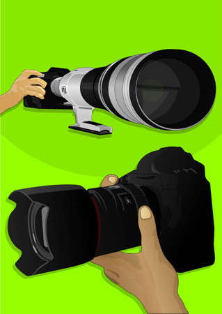 take a picture Vector