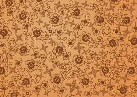 background batik