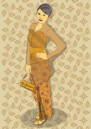 indonesisch: Indonesische traditionele kleding