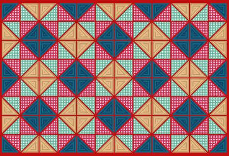traits: background batik