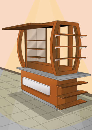 furniture store: a place to store items