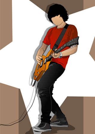 메달: 나는 기타 연주자입니다