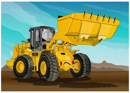 heavy equipment2 Vector