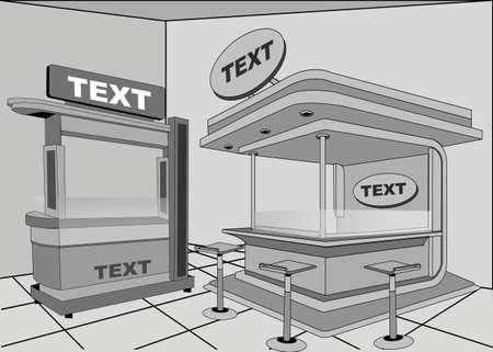 obchod: prodej na pokoji