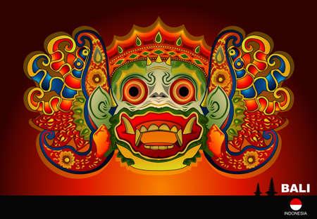 indonesien: Barong Bali 2