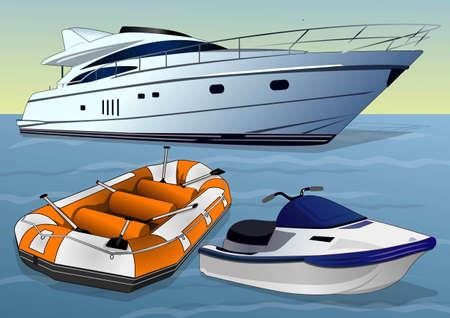 moor: water transportation 3
