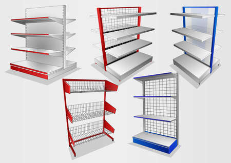 office product: display rack