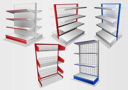 store display: display rack