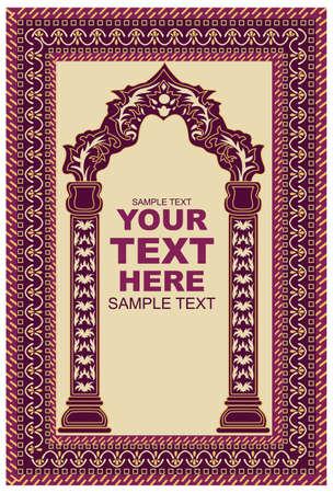 glorioso: sajadah