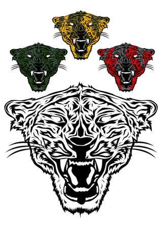 cruel: very cruel tiger