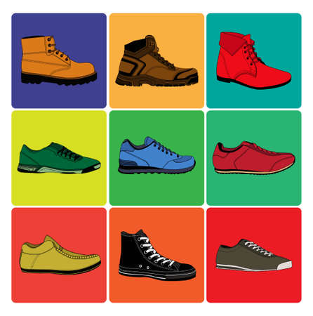 men's shoes: all kinds of mens shoes