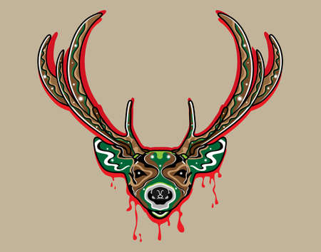 deer head hunting
