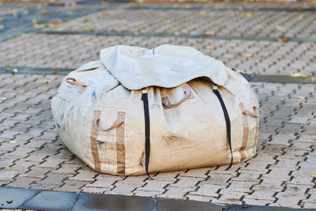 Packed balloon in the bag for all purposes Archivio Fotografico