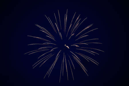 Cheap fireworks, in the night sky, background texture for any purpose
