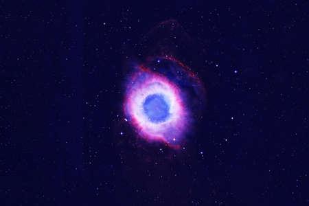 Beautiful galaxy in deep space. Reklamní fotografie