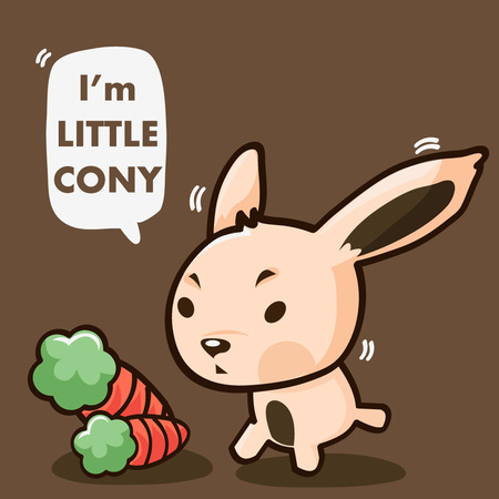 little cony Vector
