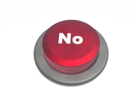 caption: Buttons with caption on white background. Stock Photo