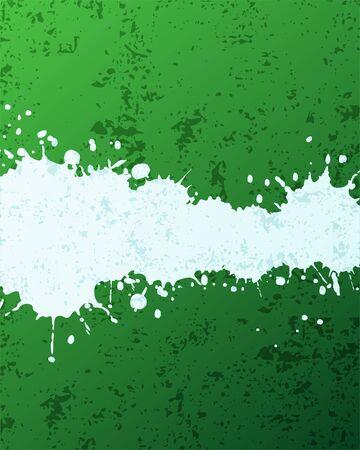 Banner abstracto con textura de grunge y el espacio vac�o para texto  Vectores