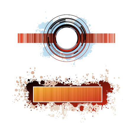 vectorrn:  Creative design isolated vector banners