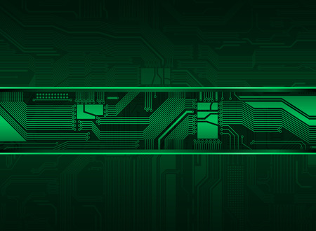 technology style background