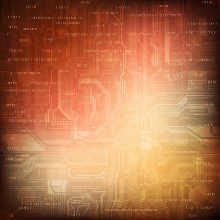 Abstract design, technology theme vector background. Eps10  Vector
