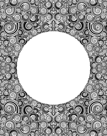 ornamented: ornamented vector frames