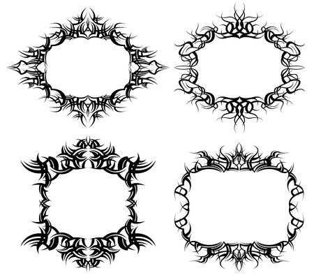 ornamented: ornamented frames