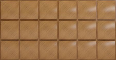 texture of a panels of square wood -digital artwork Stock Photo - 3269257