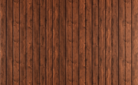 Background of dark wood paneling - rendering Stock Photo