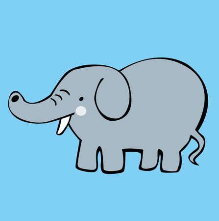 petting zoo: elephant