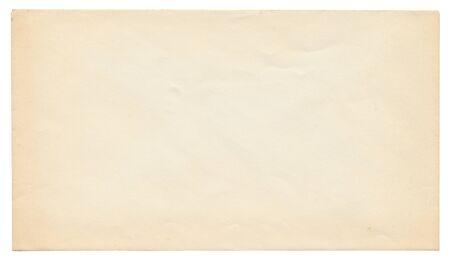 blank old envelope Stock Photo - 12002741