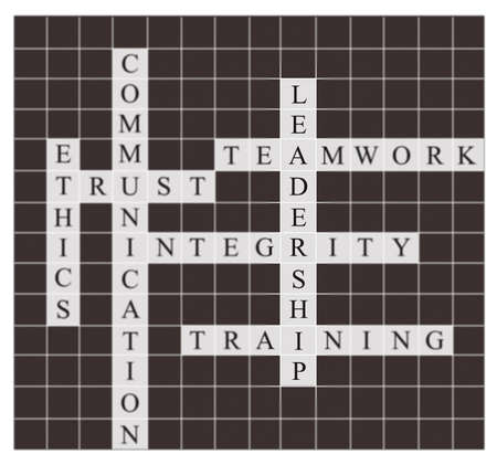 quality management crossword puzzle photo