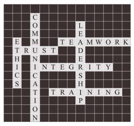business ethics: quality management crossword puzzle