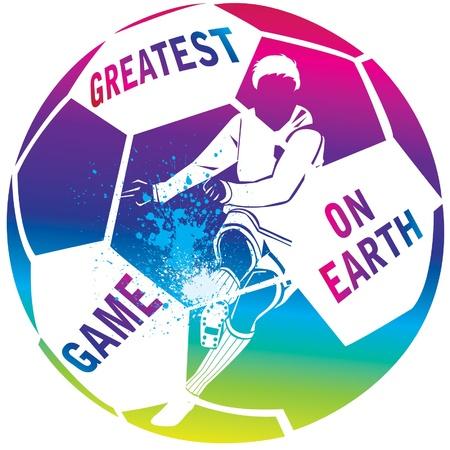 torneio: �cone do futebol elegante 4 de 5