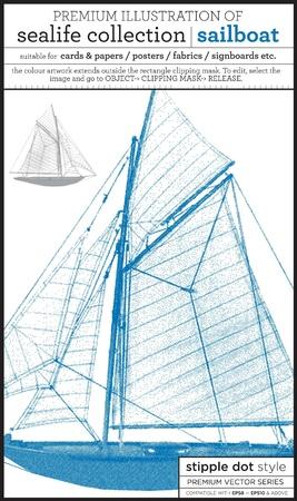 sea side: sailboat