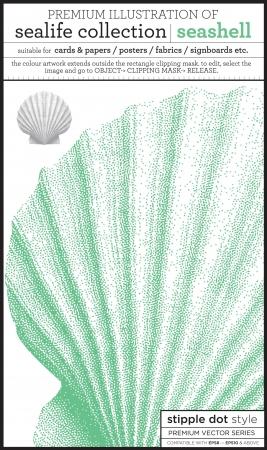 mollusk: seashell Illustration