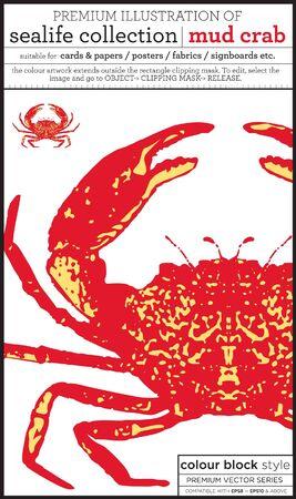 flower crab Stock Vector - 15369271