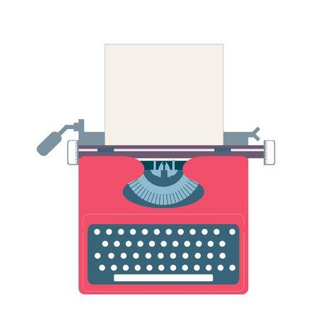 typewriter Stock Vector - 19826025
